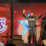 Presentación de Pau Gasol (Foto: Getty)
