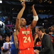 Kobe Bryant, All-Star Game MVP (Foto: Getty)